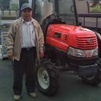 トラクター買取-20120518福島KL250D