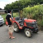 トラクター買取-クボタ-GB15