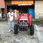 トラクター買取-三菱-MT23