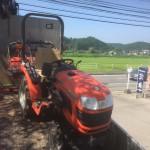 トラクター買取-クボタ-JB11