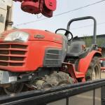 トラクター買取-クボタ-KB16