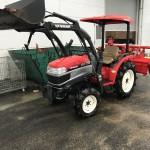 トラクター買取-ヤンマー-EF116