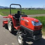 トラクター買取-クボタ-KT22