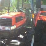 トラクター買取-20130531-新潟-クボタ-KL33
