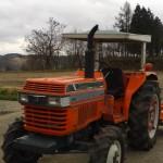トラクター買取-20150417-山形-クボタ-L1-33