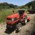 トラクター買取-20170605-千葉-クボタ-GL23