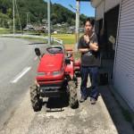 トラクター買取-20170831奈良-ヤンマー-Ke3