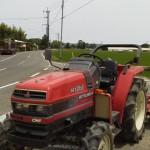 トラクター買取-20140528-宮崎-ミツビシ-MT265