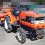 トラクター買取-20150220-大分-クボタ-GL21