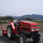 トラクター買取-20150412-兵庫-ヤンマー-FF205