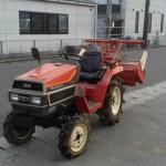 トラクター買取-20150429-鳥取-ヤンマー-F145
