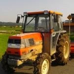 トラクター買取-20150513-新潟-クボタ-GL320