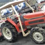 トラクター買取-20151201-岐阜-ヤンマー-FX285