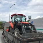 トラクター買取-20170710-広島-クボタ-KL44