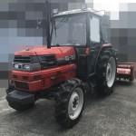 トラクター買取-20170727-富山-クボタ-GL53