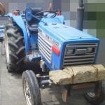 トラクター買取-20150523-富山-イセキ-TL2500