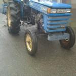 トラクター買取-20151216-山形-イセキ-TS2810