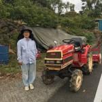 トラクター買取-20171110-長崎県-ヤンマー-F15