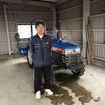 トラクター買取-徳島-イセキ-TF223